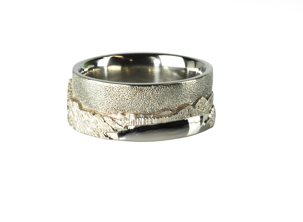 Crater Lake Landscape Ring
