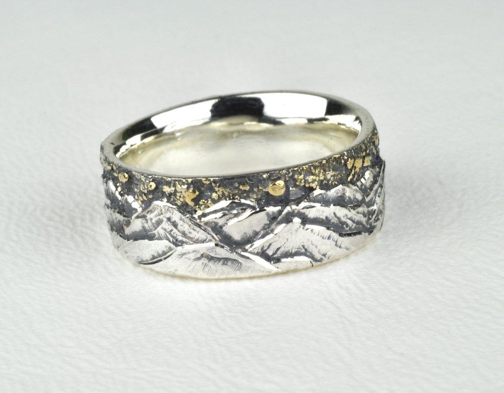 Colorado Rockies Mountain Ring