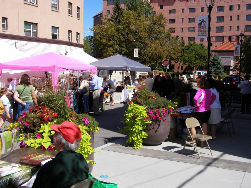 Rocky River Fall Arts Festival