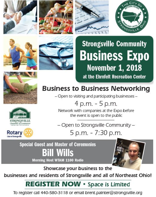 strongsville local business expo