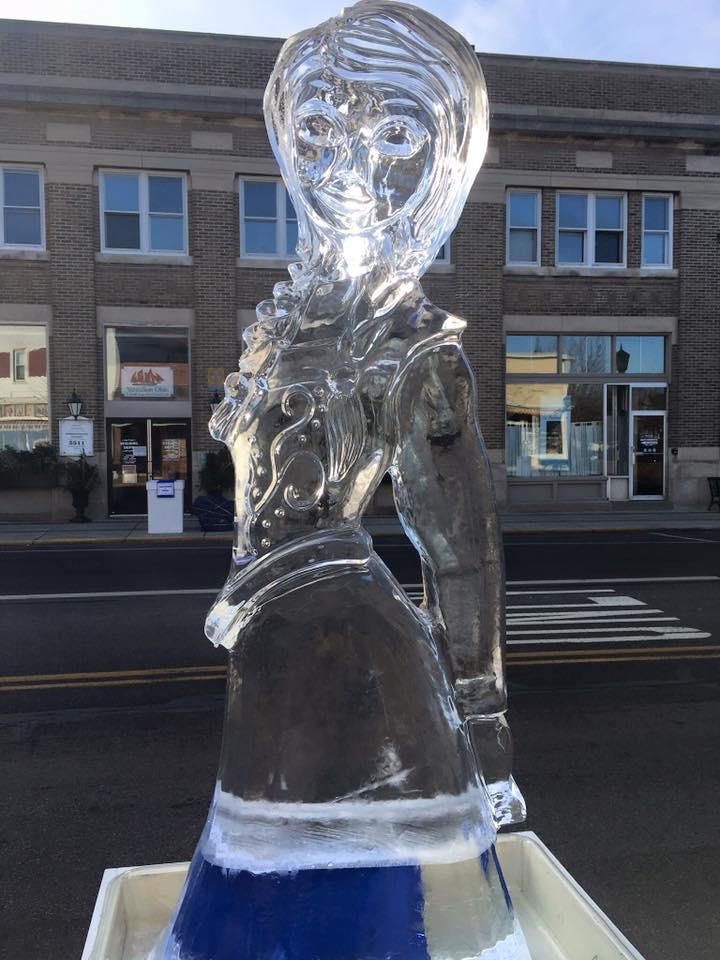 ice a fair vermilion