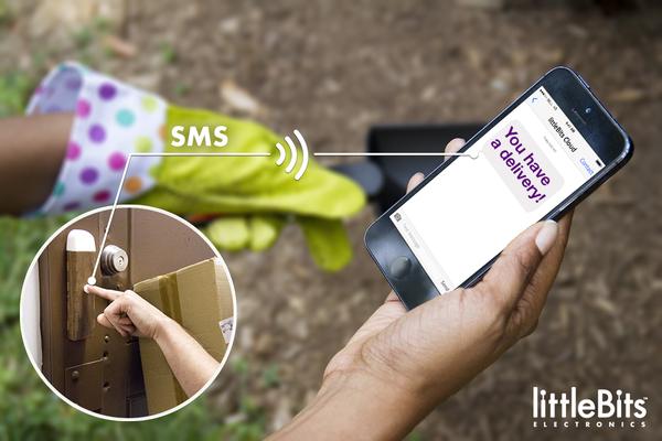 SMS Doorbell Alert