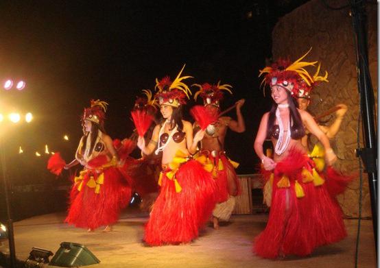 Luau at the Grand Wailea