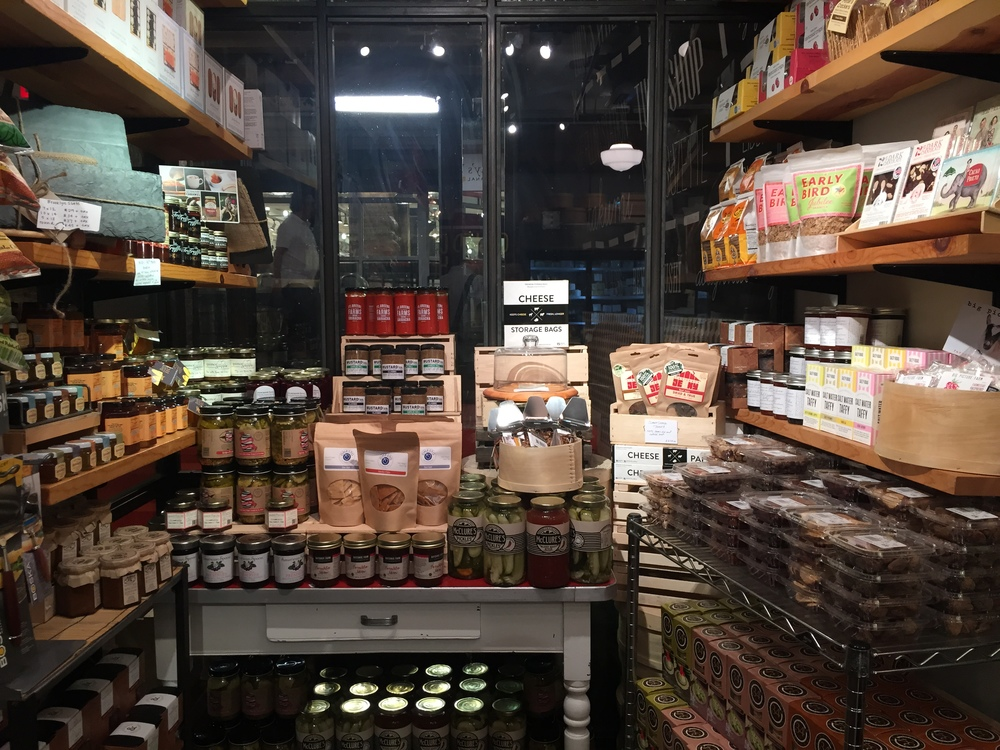 You will want one of everything -   LUCY'S WHEY - CHELSEA MARKET -