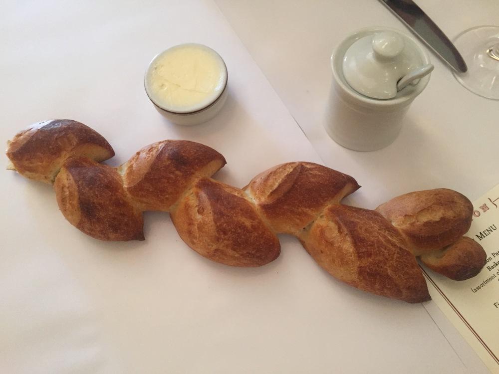Bread,Bouchon Bistro