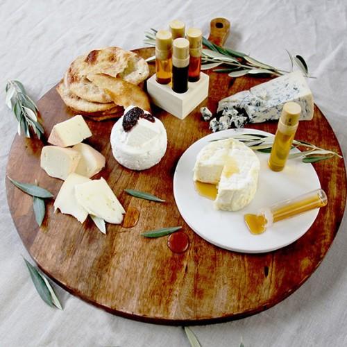 Honey and Cheese Pairings