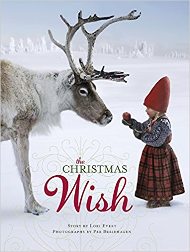 The Christmas Wish - We gave this to our daughter just last year. Even though she is reading much more advanced books, the illustrations in this one make it worthwhile even for slightly older children.