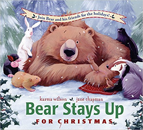 Bear Stays Up - Another sweet one