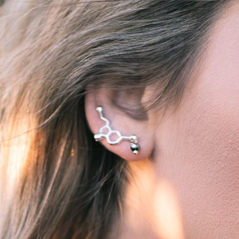 Serotonin Earrings - From Spot Light Jewelry on Etsy