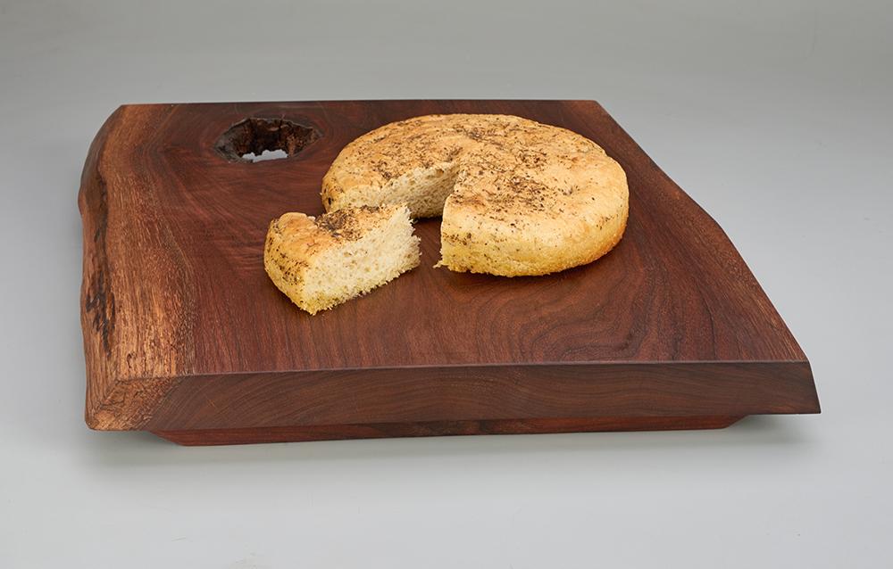 black walnut serving tray