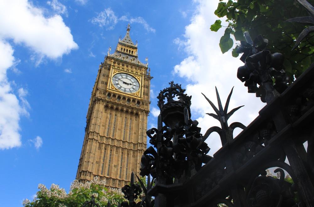 Another view of Big Ben