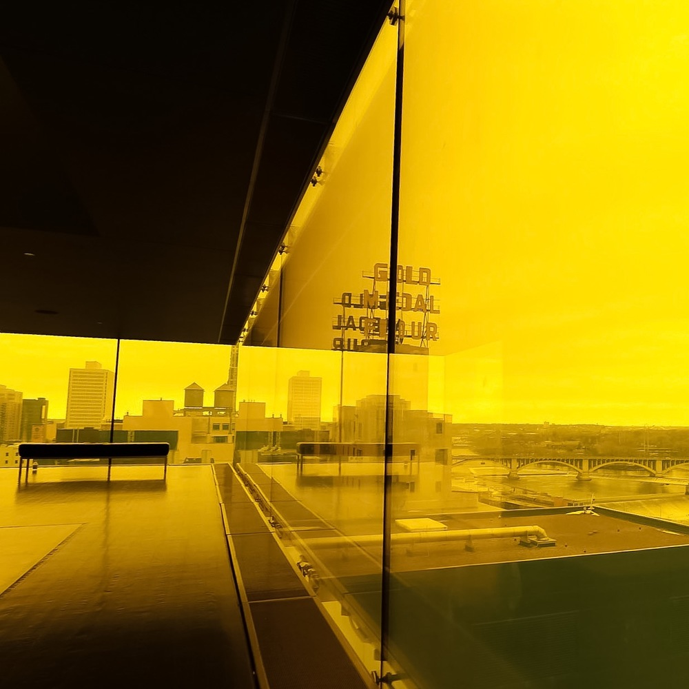 """""""Yellow Room"""" Guthrie Theater"""