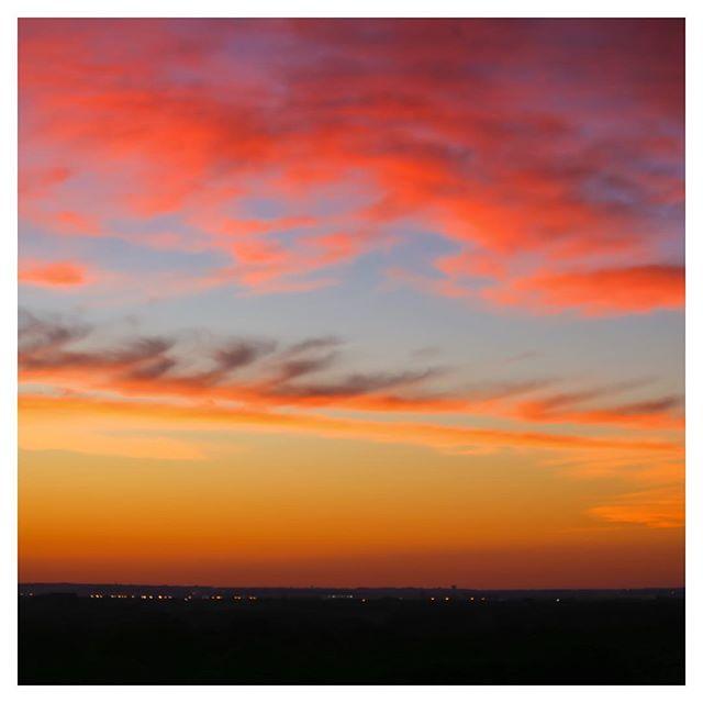 Did you catch the #sunrisethismorning ?