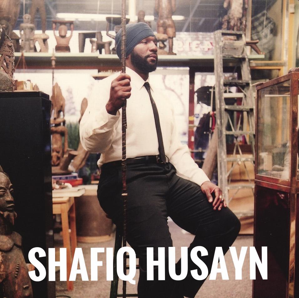 Shafiq Husayn