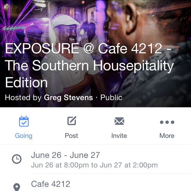 Hottest house music event in #Houston #EXPOSURE featuring @djnimbus tomorrow, June 26th at 4212 Almeda. #housemusic #deephouse #drumandbass