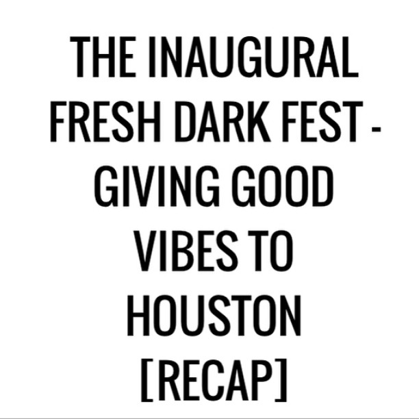 Checkout our awesome recap by @thehivesociety #FRESHDARKFEST