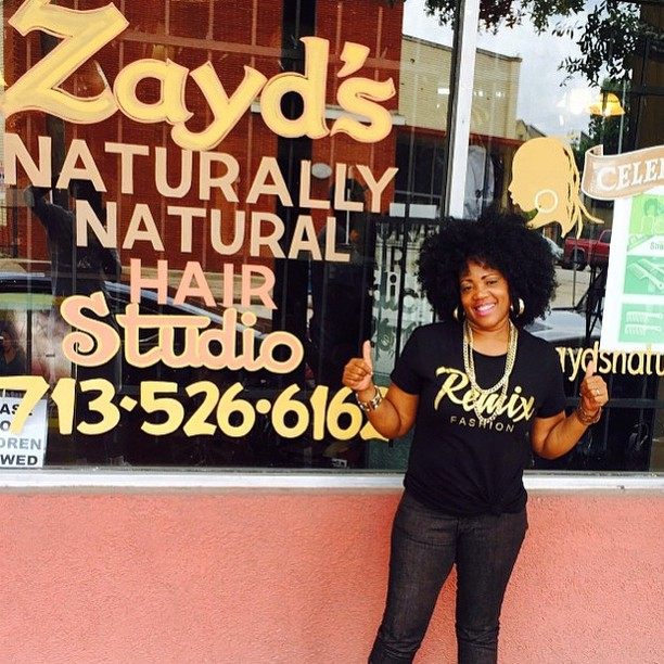 Follow our sponsor @zaydsnaturalhair11years