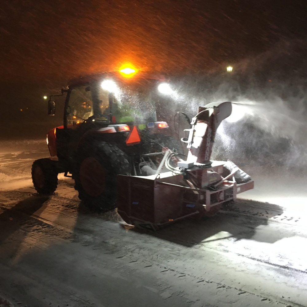 late night snowplow