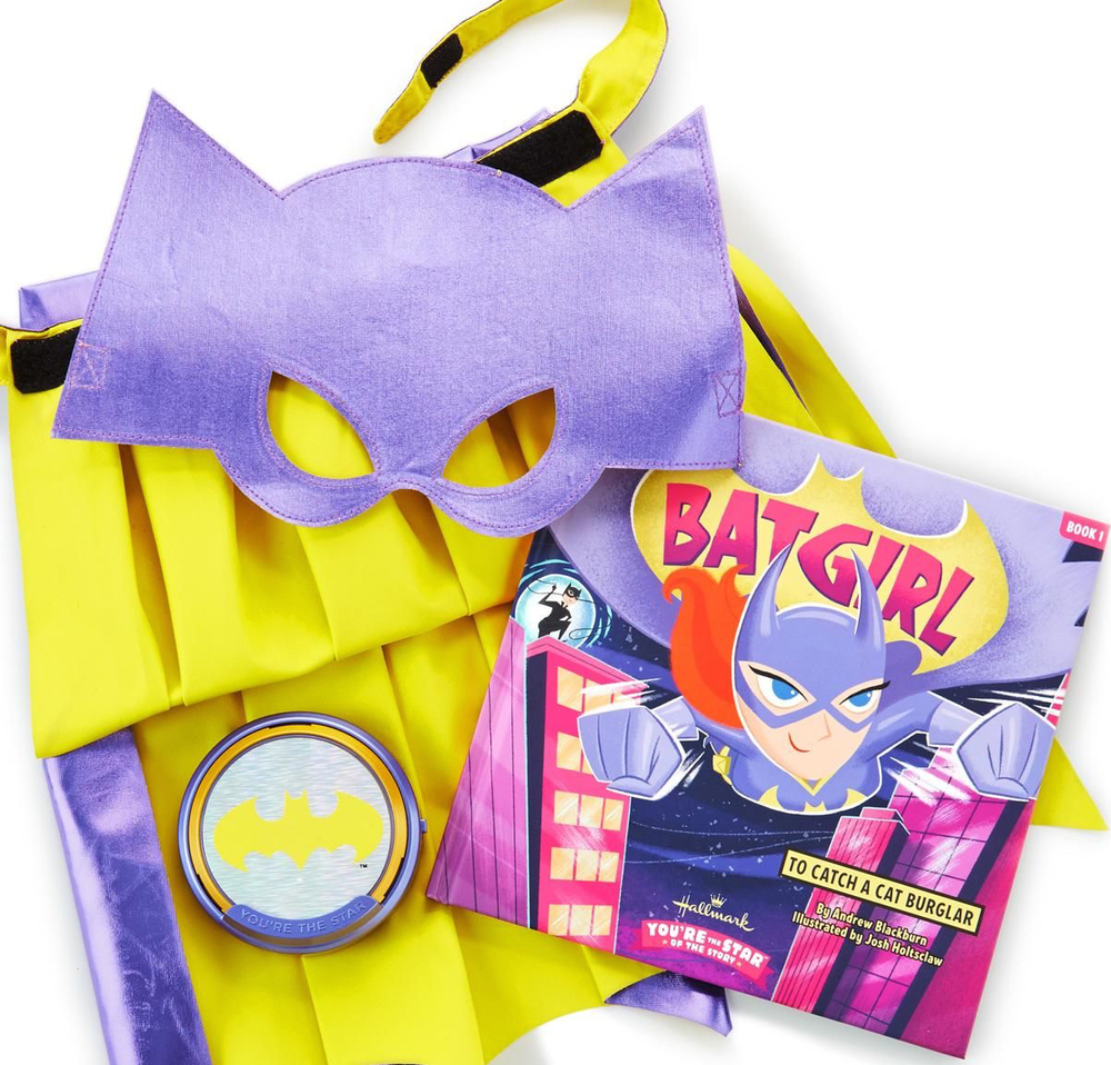 Batgirl: To Catch a Cat Burglar