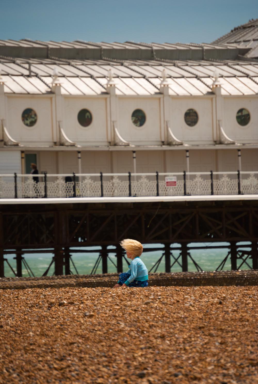 Girl, Brighton