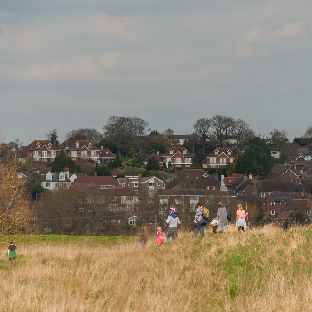 Easter Monday walk