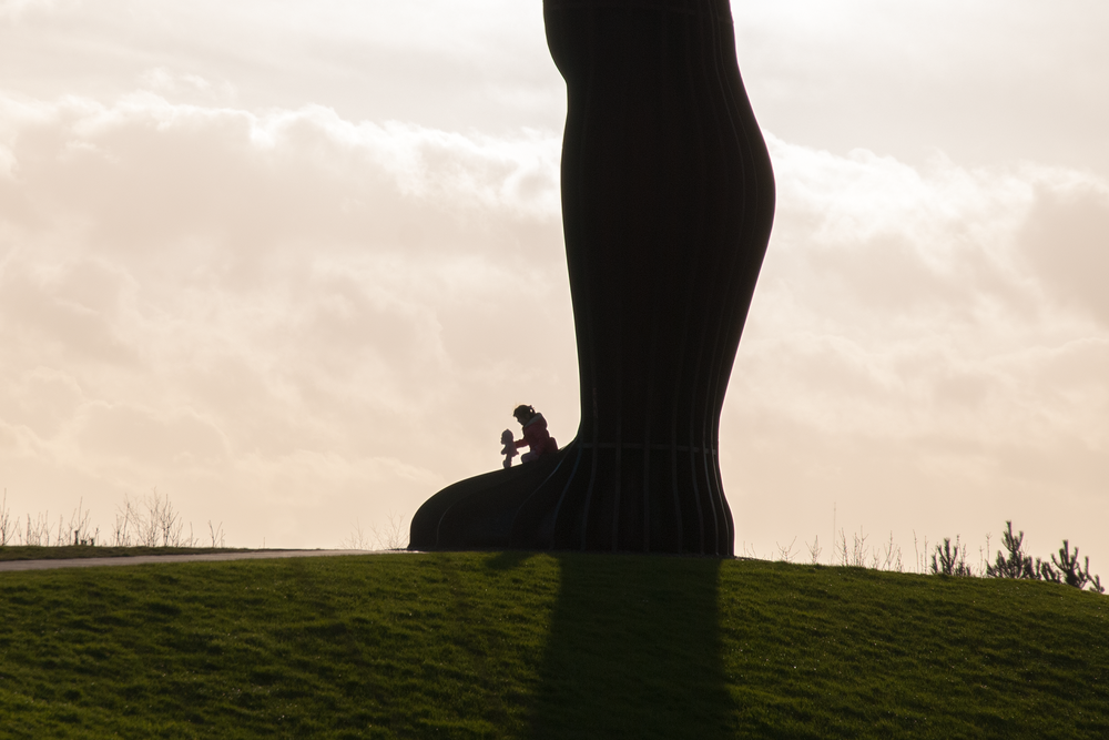 Standing on the feet of giants