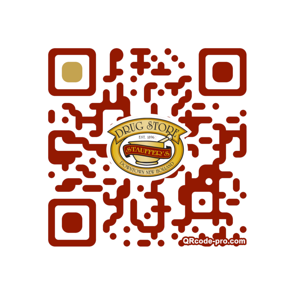 Scan this code with your phone's camera or a QR Code scanner app to download  PocketRx .