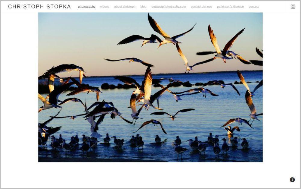 Click to visit: www.christophstopka.com