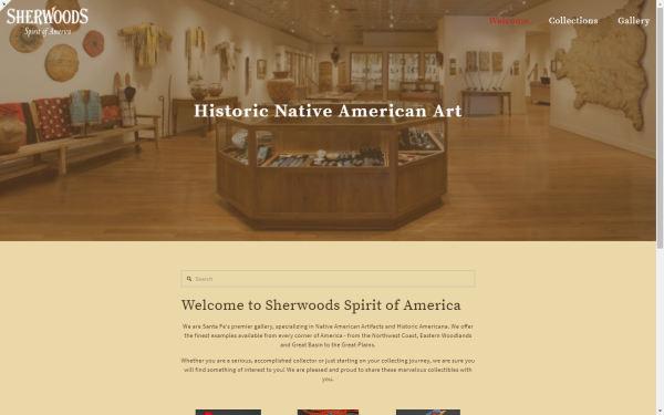 Click to visit:  www.sherwoodsspirit.com