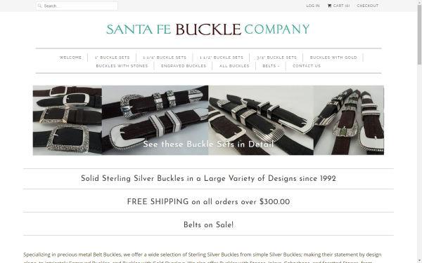CLICK to visit:  www.SANTAFEBUCKLECOMPANY.com