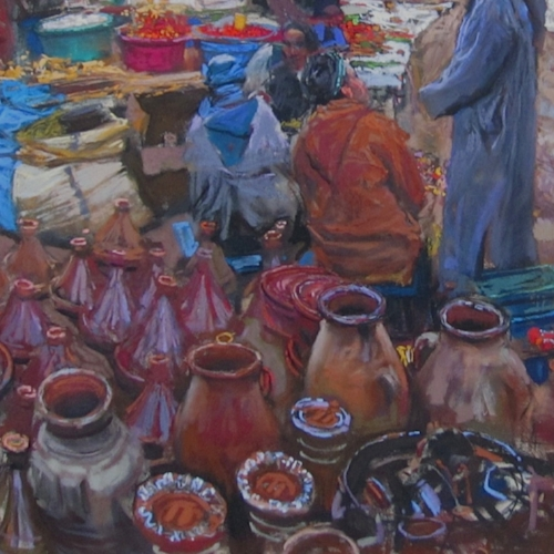 High Atlas Market