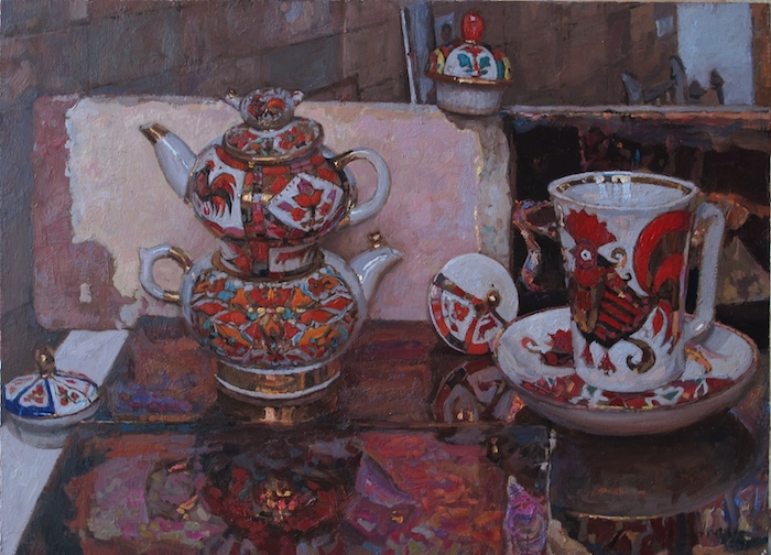 Russian Tea Party, V