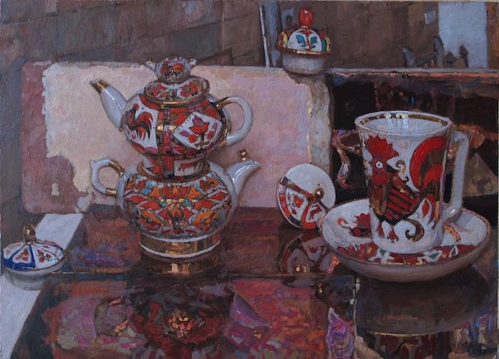 Russian Tea Party, V