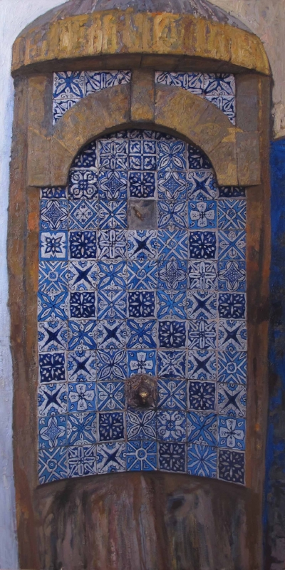 Moroccan Fountain