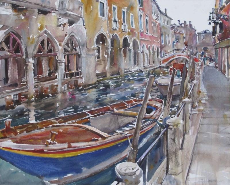 Venetian Collonade
