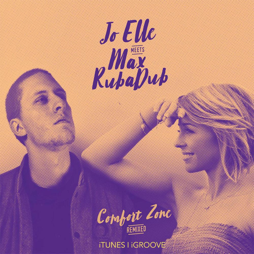 Jo Elle meets Max Rubadub - EP - 2017SHOP