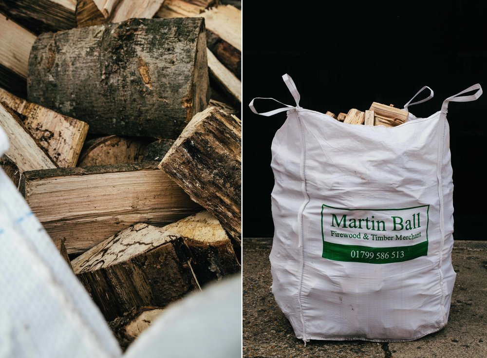 "JUMBO SACK  (100cm x 100cm x 150cm)   Price for logs 10""/ 25cm long & split     Order Size Unit Price    1 £140  2 - 3 £135 (each)"