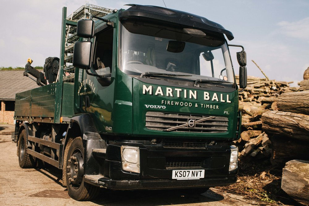 Seasoned Firewood Delivered across Essex, Cambridgeshire, Suffolk, & Hertfordshire