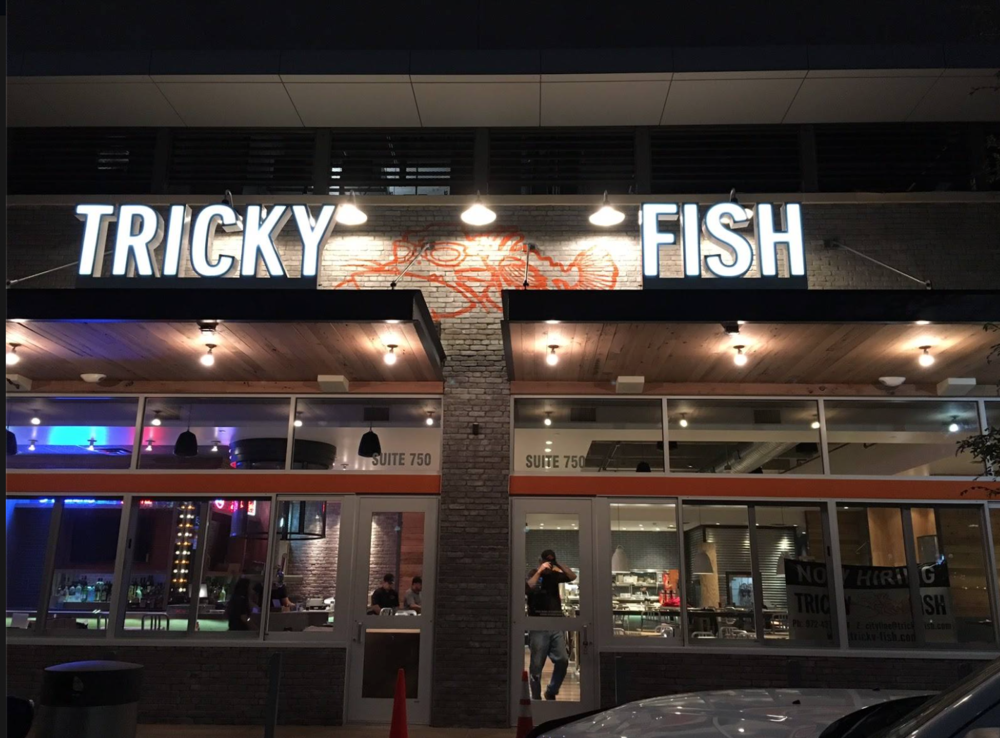 tricky fish richardson texas