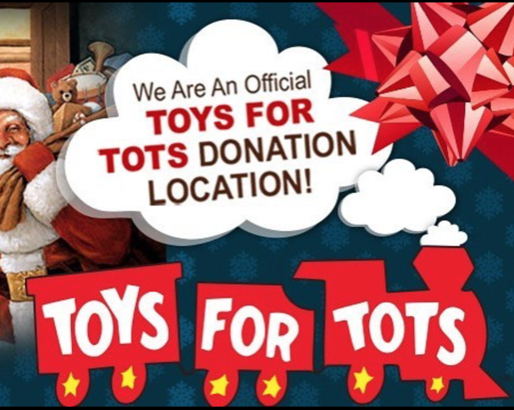 Toys for Tots Richardson texas tricky fish