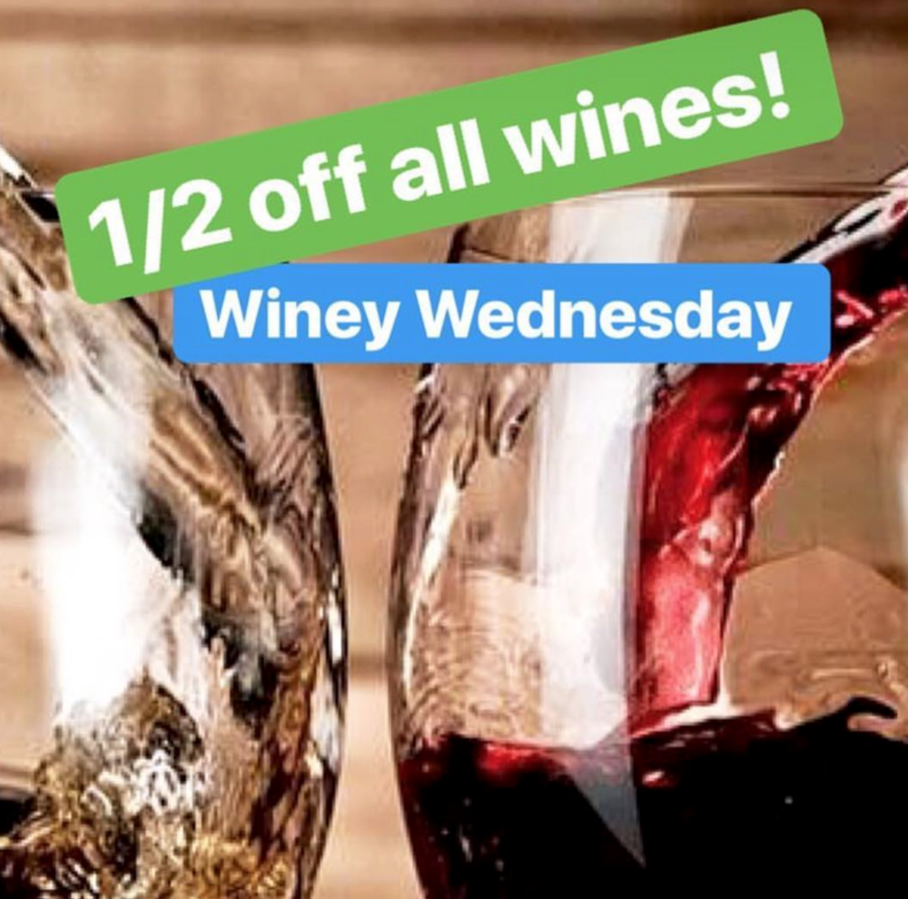 wine specials richardson texas tricky fish