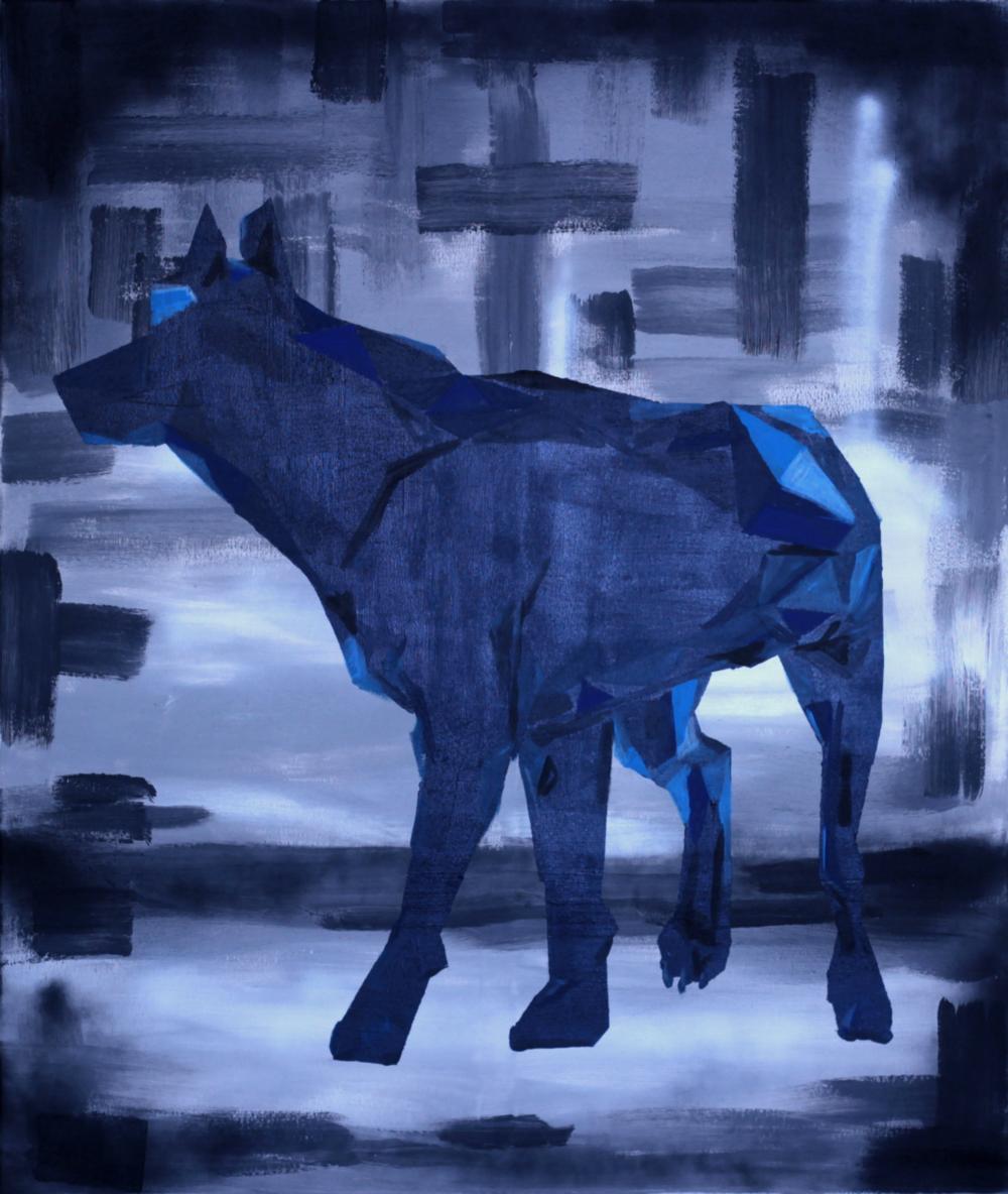 Akril, 100x120 cm vászon
