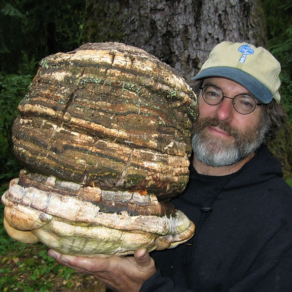 Paul Stamets - Author of Mycelium Running: How Mushrooms Can Save the world, Founder of Host Defense Mushroom Supplements, and world renowned Mycologist and Fungi Expert.