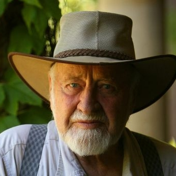 Bill Mollison  - The Godfather and founder of permaculture