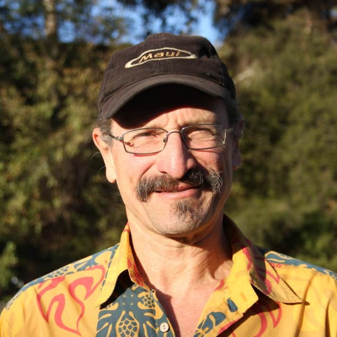 John  Valenzuela - Traditional agriculture, plant propagation, and ethnobotany expert and former Chairperson of the Golden Gate Chapter of the California Rare Fruit Growers Association.