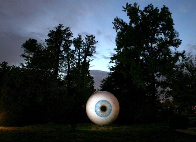 Tony Tasset (2007) — Laumeier Sculpture Park