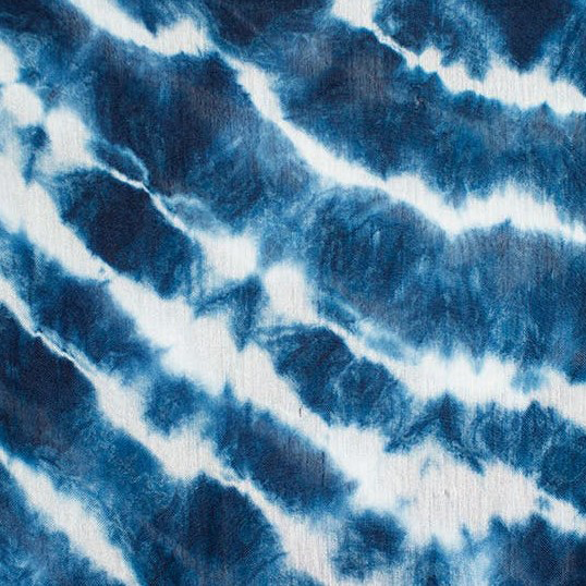 Indigo and Shibori - 742 / Ages 16 and up Wednesday, February 20, 2019  6:00 p.m.—8:30 p.m. / $25