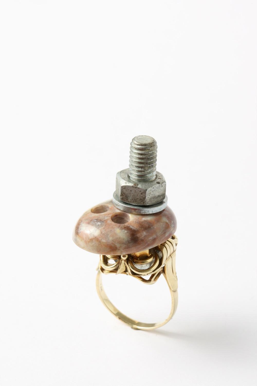 Ring, 2010, by Karl Fritsch