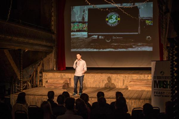 Animation Block Party presented a screening of international highlights as part of the  Brooklyn Brewery Mash  in London at Wiltons Music Hall on Saturday, May 2nd 2015.