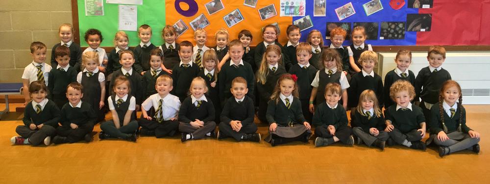 St. Patrick's Class